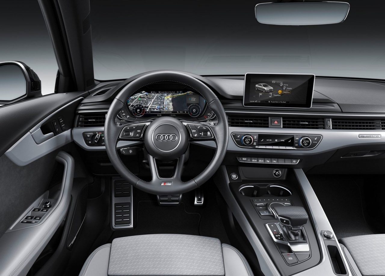 2019 Audi A4 facelift debuts, adds S line competition trim | PerformanceDrive