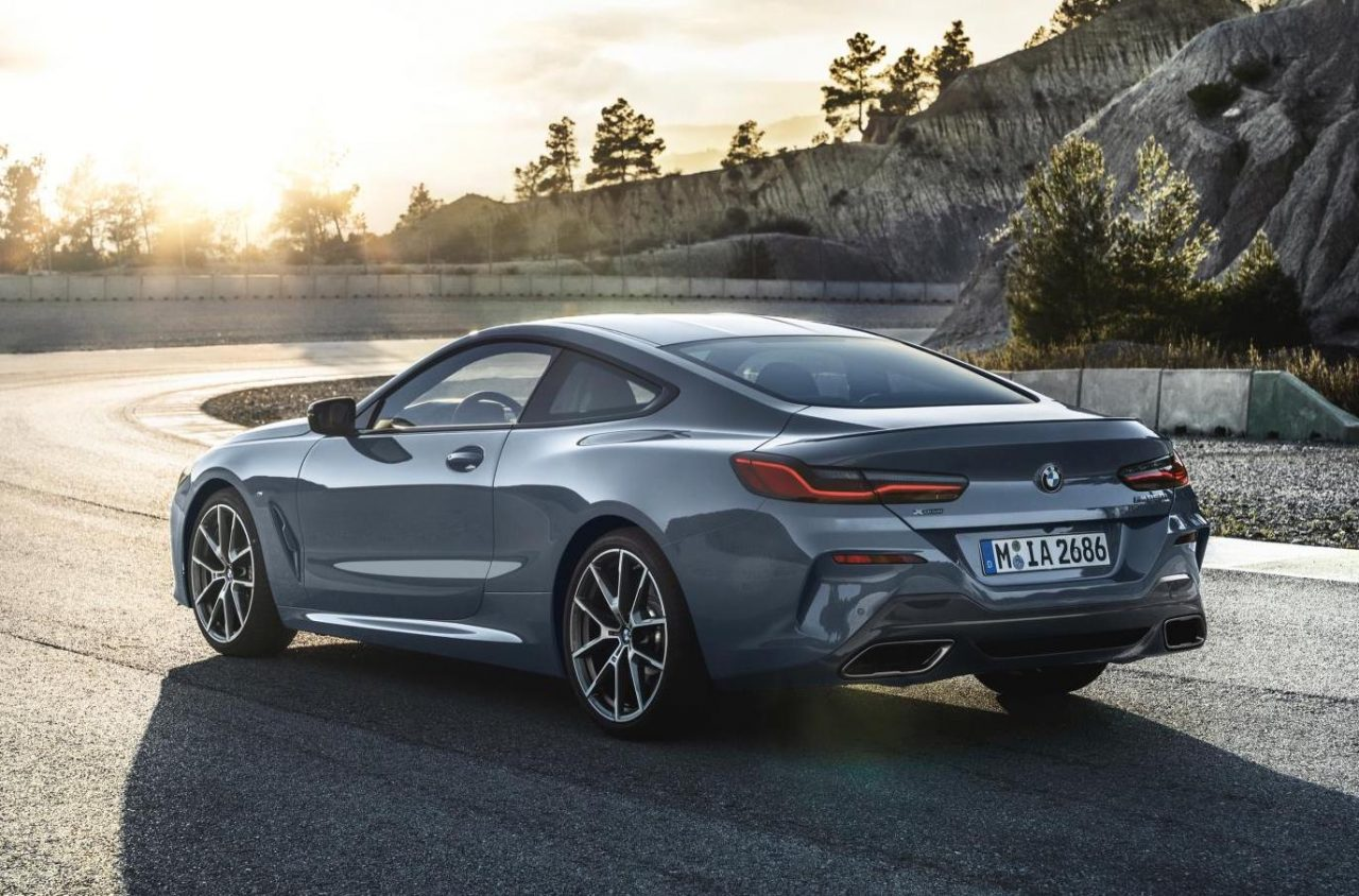 2019 bmw 8 series revealed 0 100km h in as low as 3 7. Black Bedroom Furniture Sets. Home Design Ideas