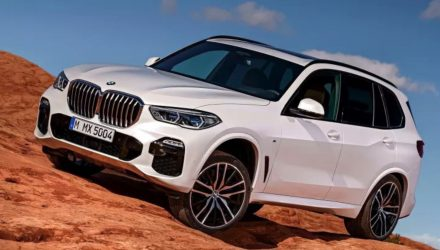 2019 BMW X5 leaks online, shows fresh new look