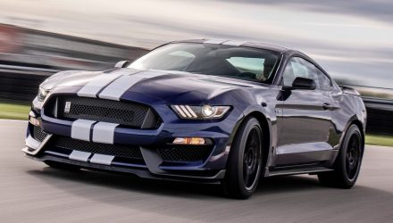 2019 Ford Mustang GT350 revealed
