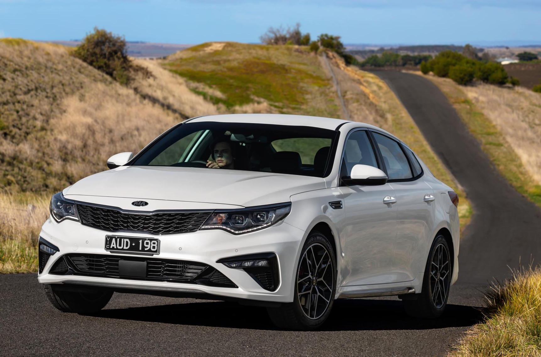 2019 kia optima on sale in australia prices reduced performancedrive. Black Bedroom Furniture Sets. Home Design Ideas