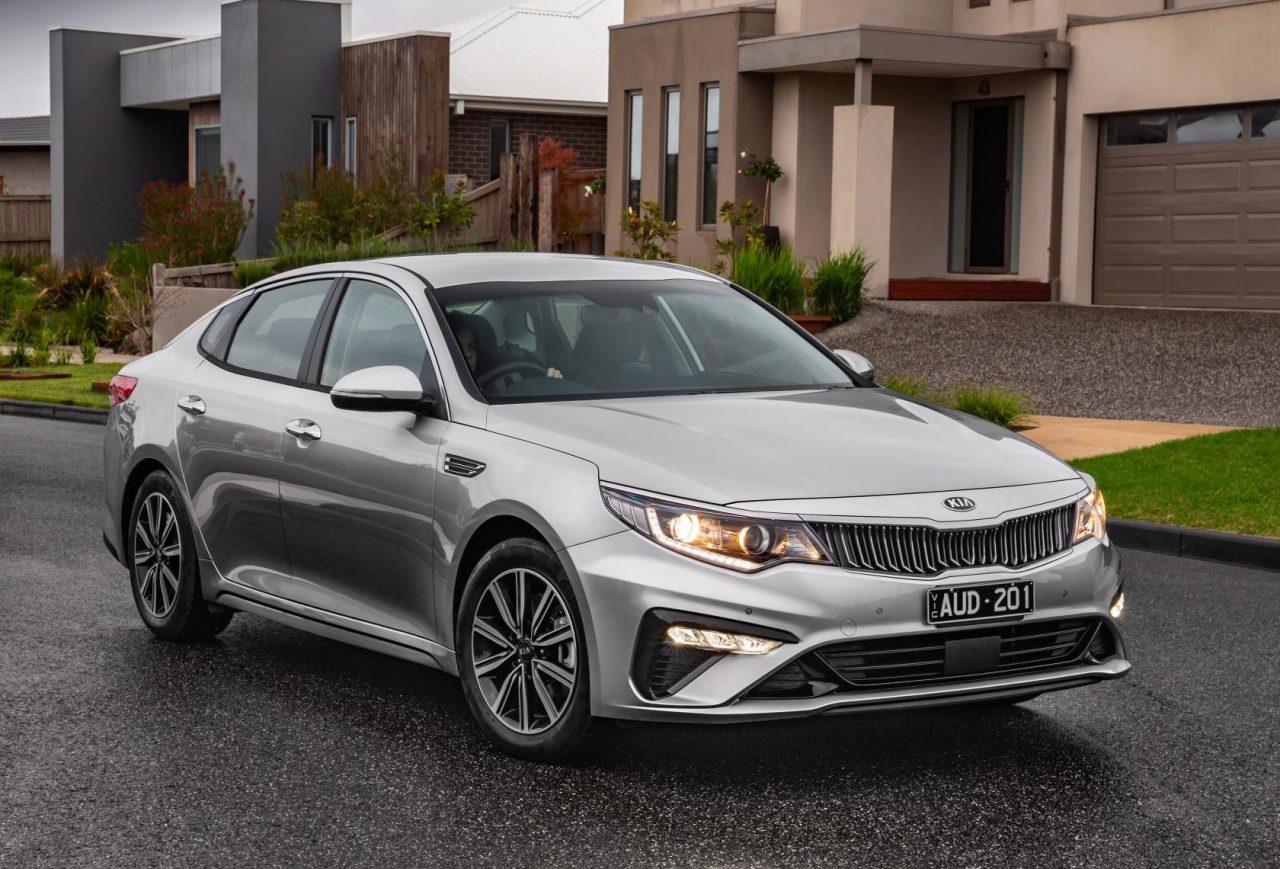 2019 Kia Optima On Sale In Australia Prices Reduced