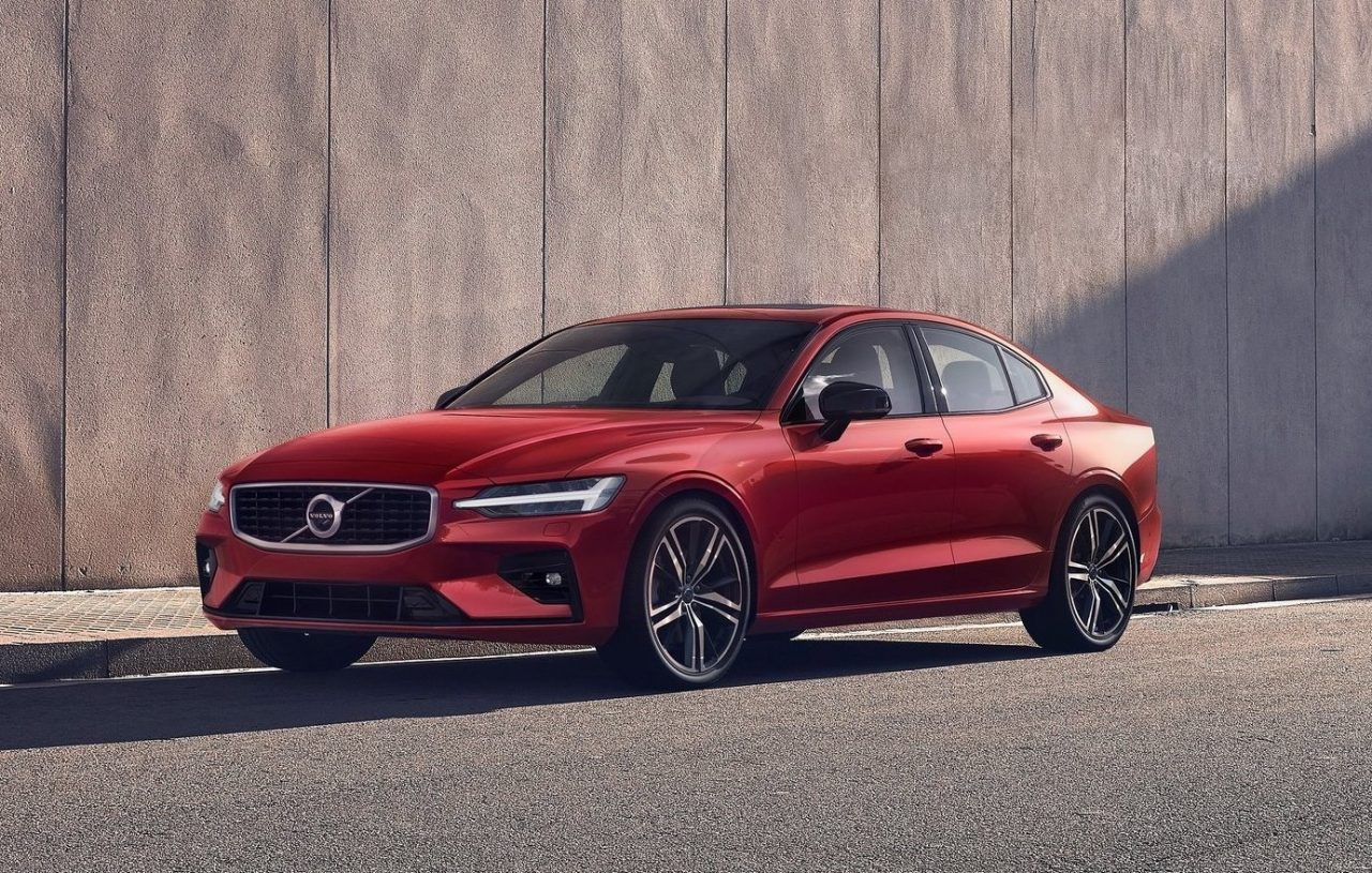 Volvo V60 New Model >> 2019 Volvo S60 revealed, topped by T8 Polestar Engineered | PerformanceDrive