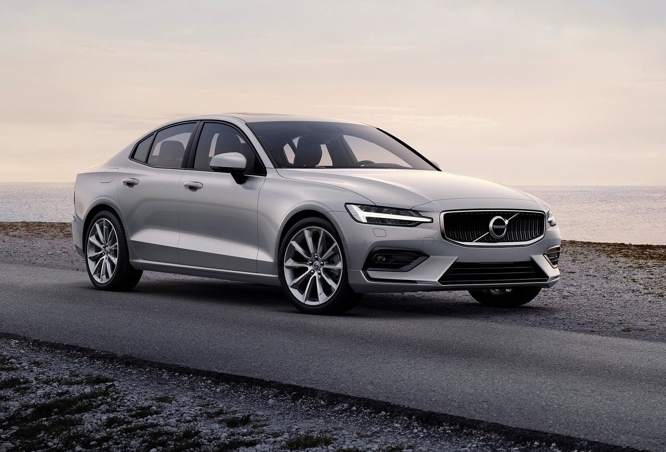 2019 volvo s60 revealed topped by t8 polestar engineered performancedrive. Black Bedroom Furniture Sets. Home Design Ideas