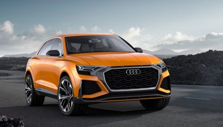 Audi RS Q8 on the way, to adopt Porsche's 500kW E-Hybrid – report