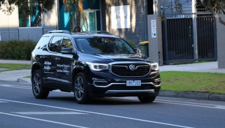 Holden Acadia testing commences in Australia, on sale late-2018