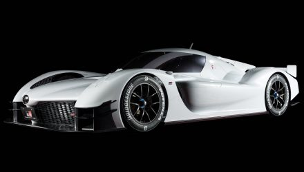 Toyota supercar confirmed, inspired by GR Super Sport concept