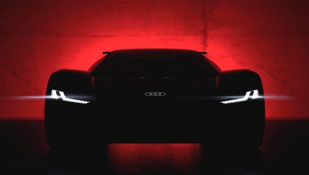 Audi PB18 e-tron supercar concept to debut at Pebble Beach