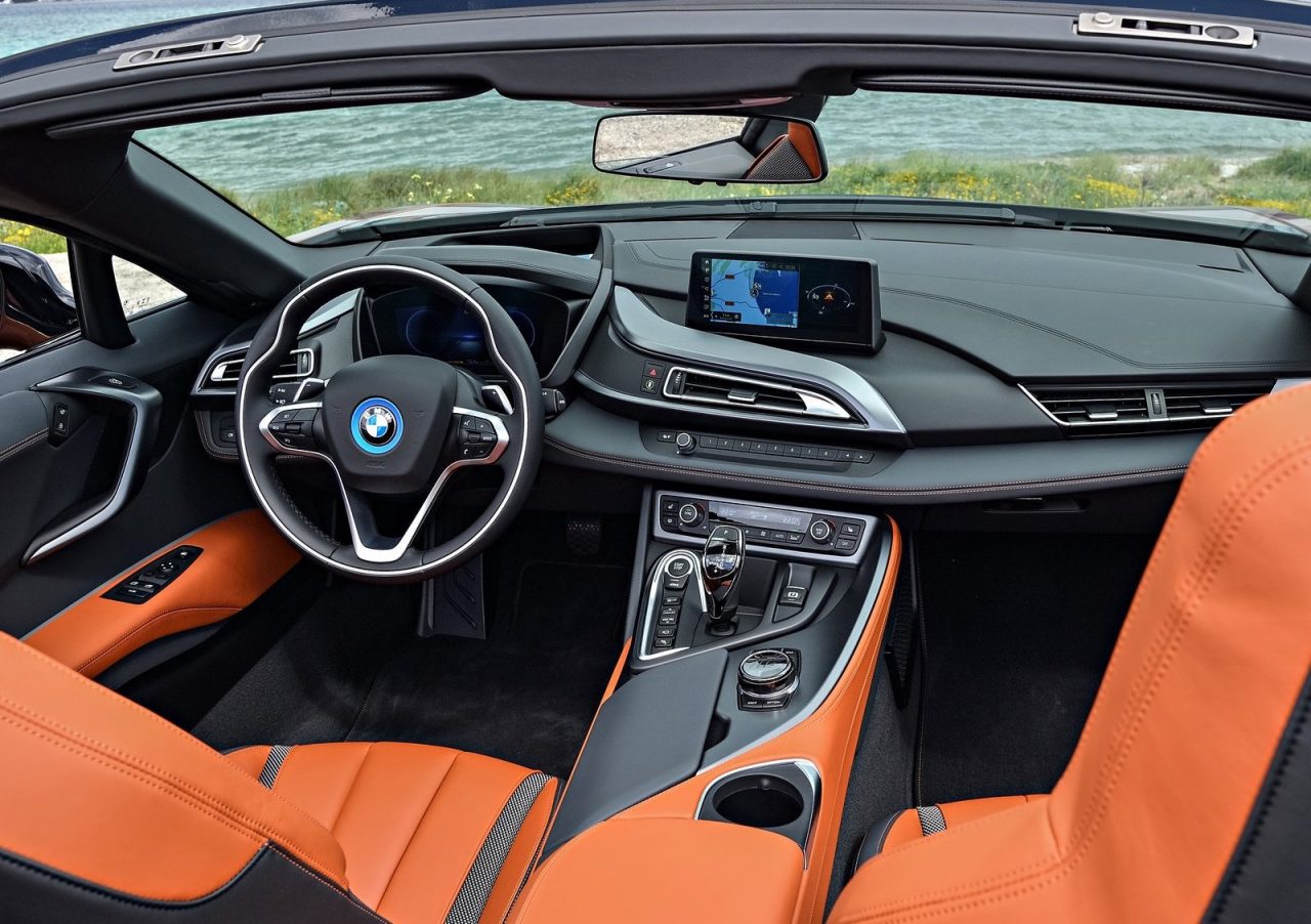 2018 bmw i8 roadster coupe lci update now on sale in. Black Bedroom Furniture Sets. Home Design Ideas