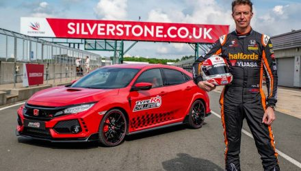 Honda Civic Type R sets FWD lap record at Silverstone, more records to tumble