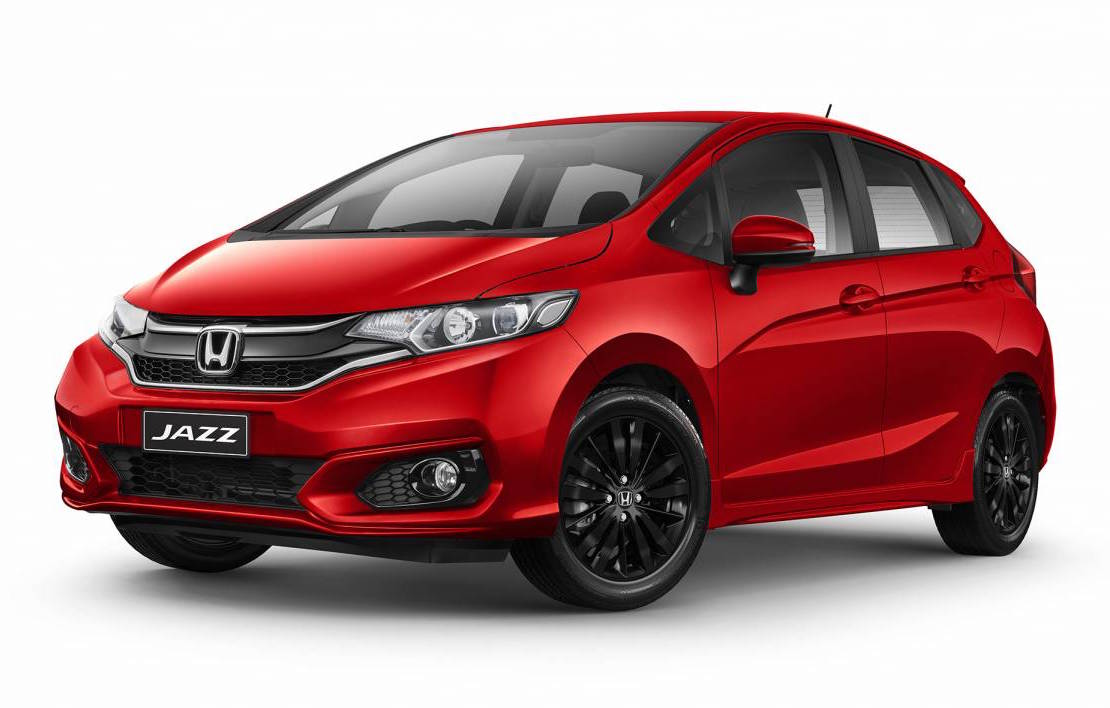 honda jazz sport cr v sport special editions announced performancedrive. Black Bedroom Furniture Sets. Home Design Ideas