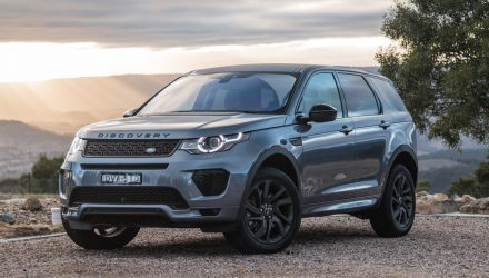 2018 Land Rover Discovery Sport Si4-hero
