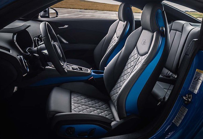 2019 Audi Tt Leaks Online Reveals Facelifted Design Performancedrive