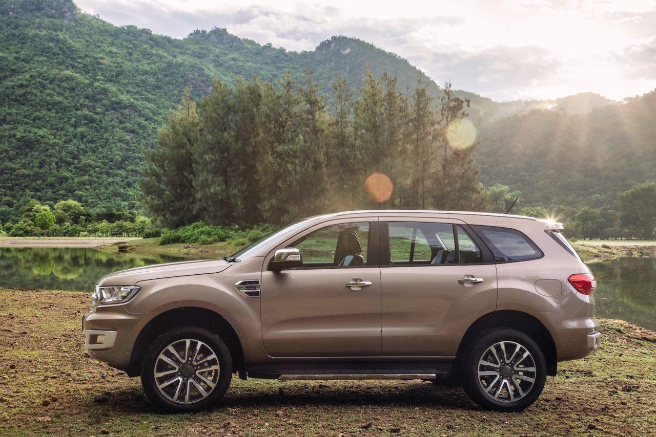 2019 Ford Everest On Sale In Australia In September From