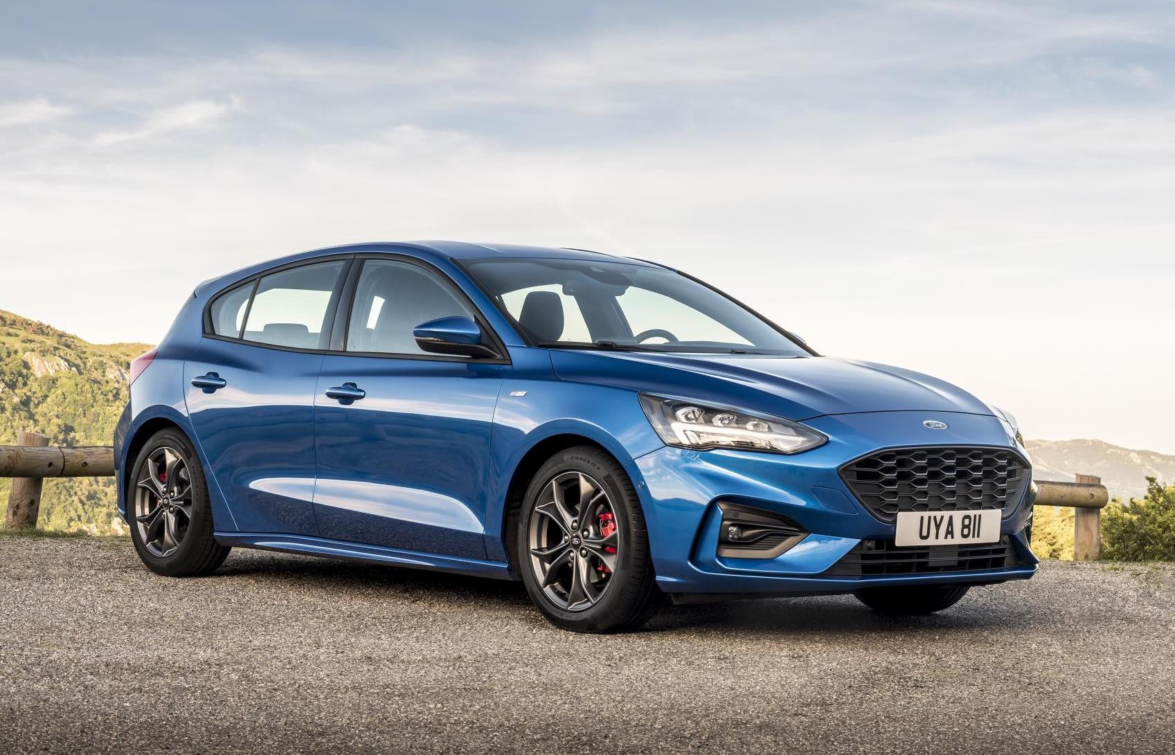 2019 ford focus australian details announced st line confirmed performancedrive. Black Bedroom Furniture Sets. Home Design Ideas