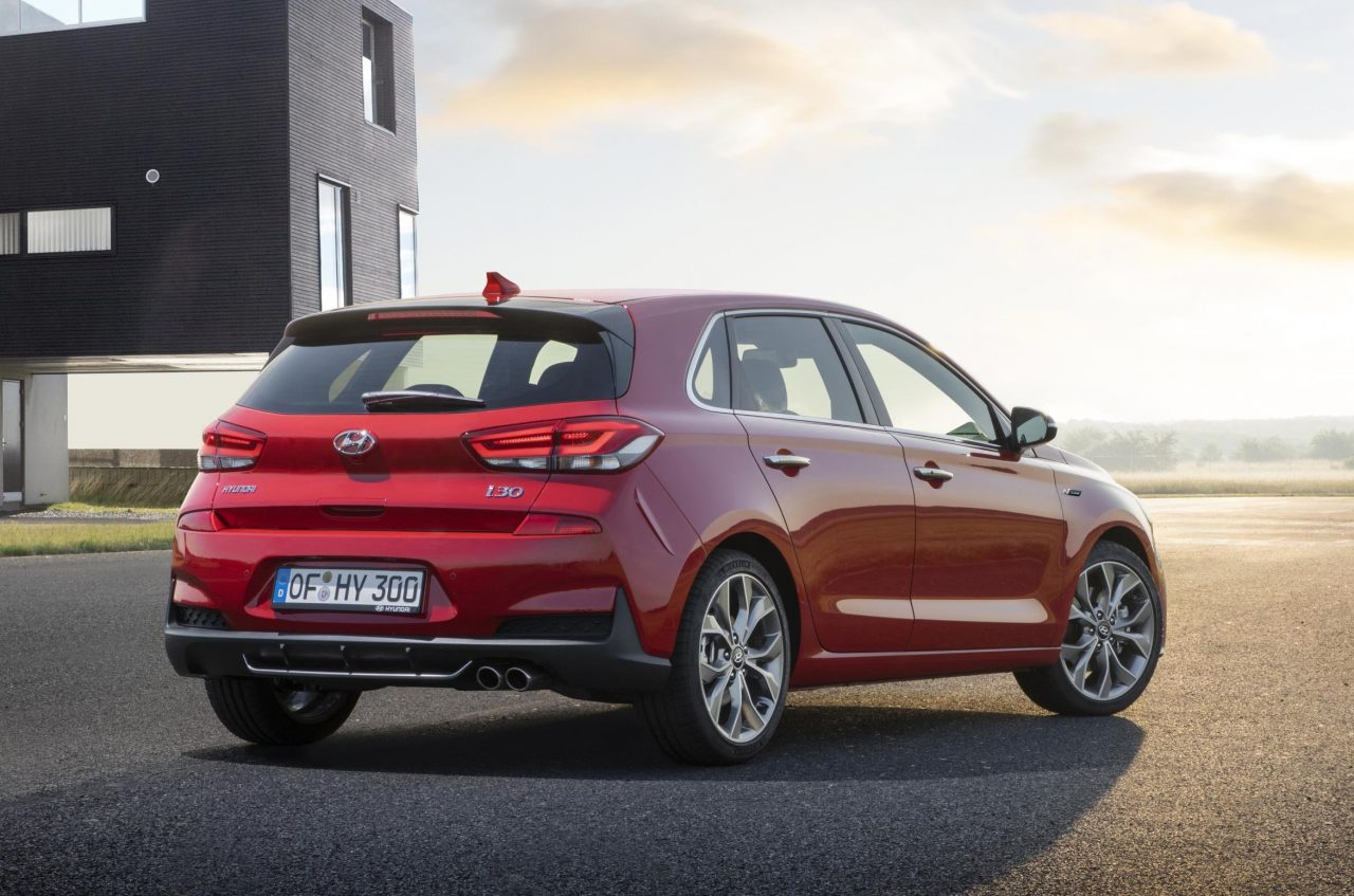 Hyundai I30 Debuts First N Line Package More To Follow