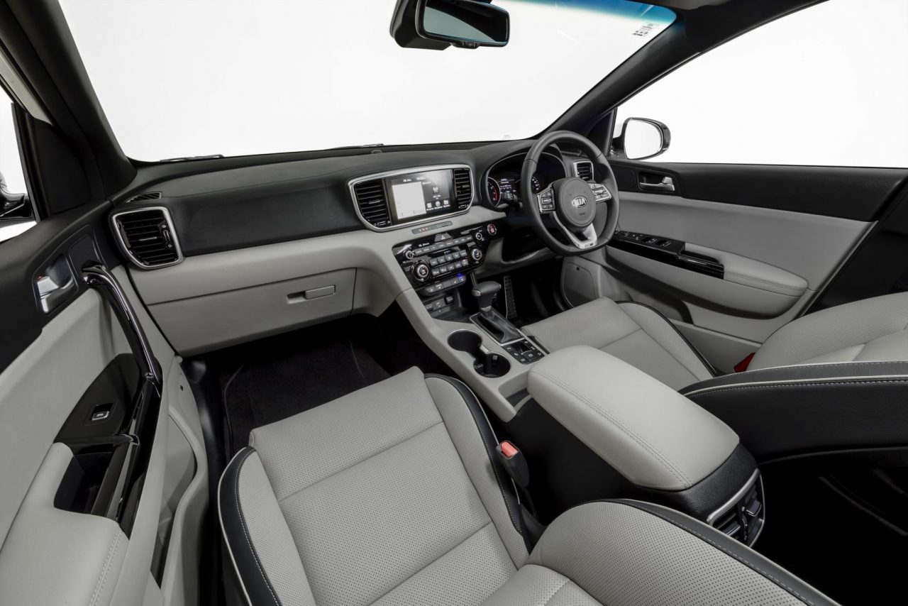 2019 kia sportage now on sale in australia from 29 990. Black Bedroom Furniture Sets. Home Design Ideas