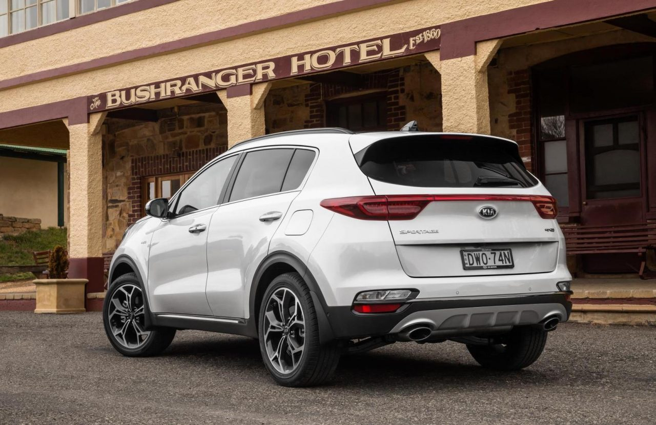 2019 kia sportage now on sale in australia from 29 990 performancedrive. Black Bedroom Furniture Sets. Home Design Ideas