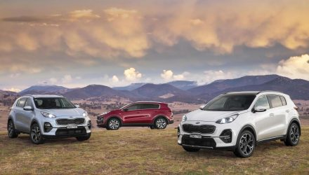 2019 Kia Sportage now on sale in Australia from $29,990