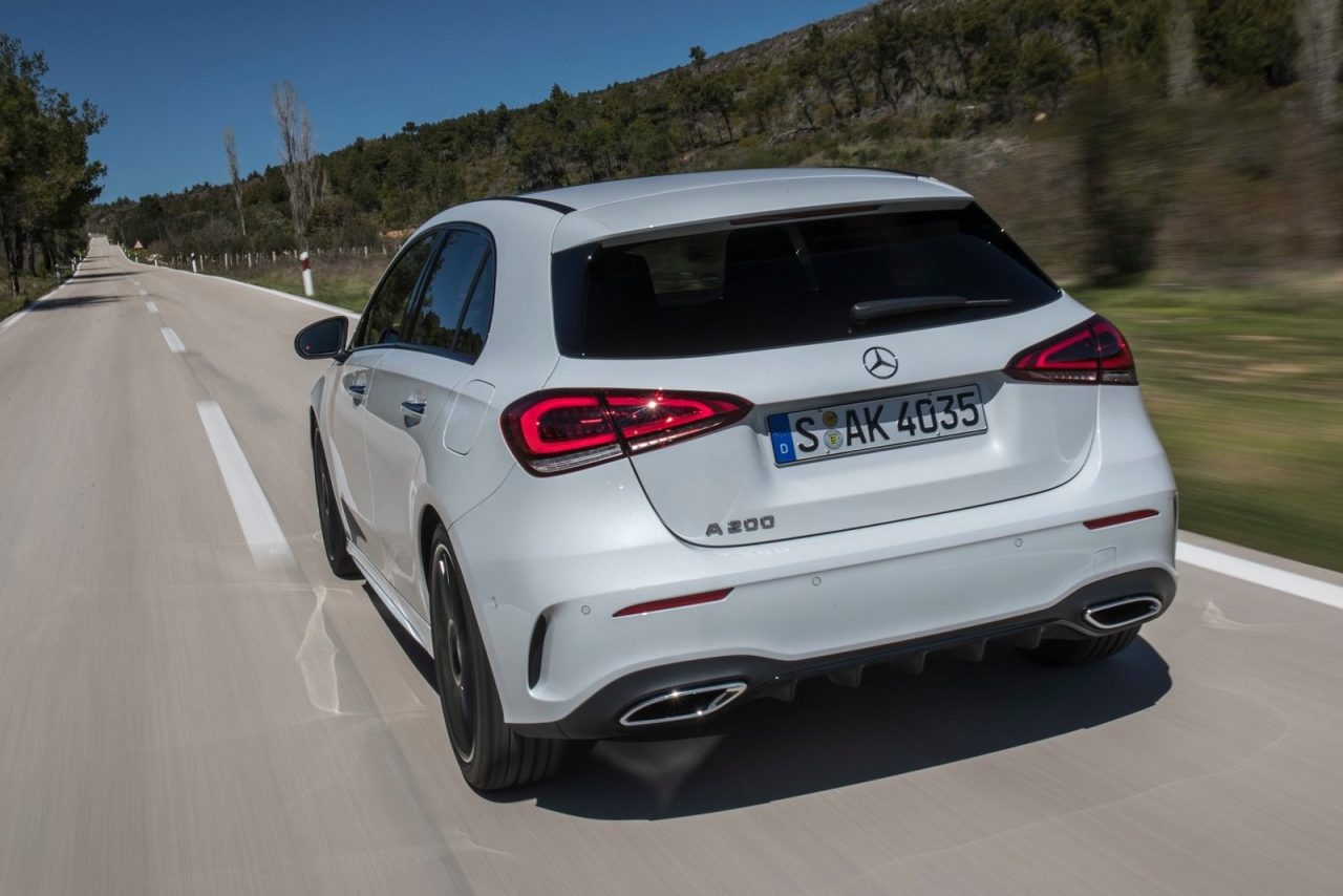 2019 Mercedes Benz A Class On Sale In Australia In August