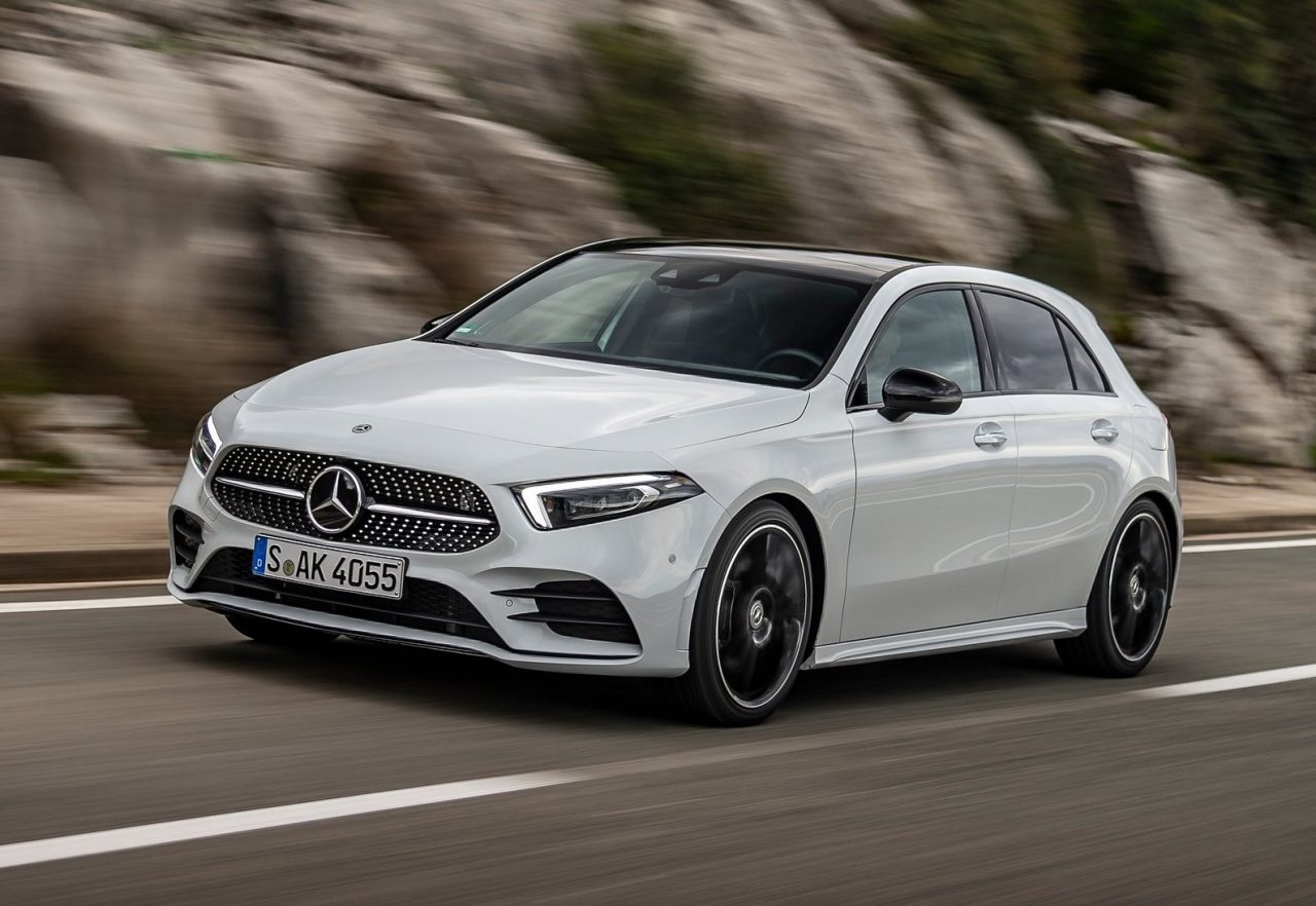2019 mercedes benz a class on sale in australia in august. Black Bedroom Furniture Sets. Home Design Ideas