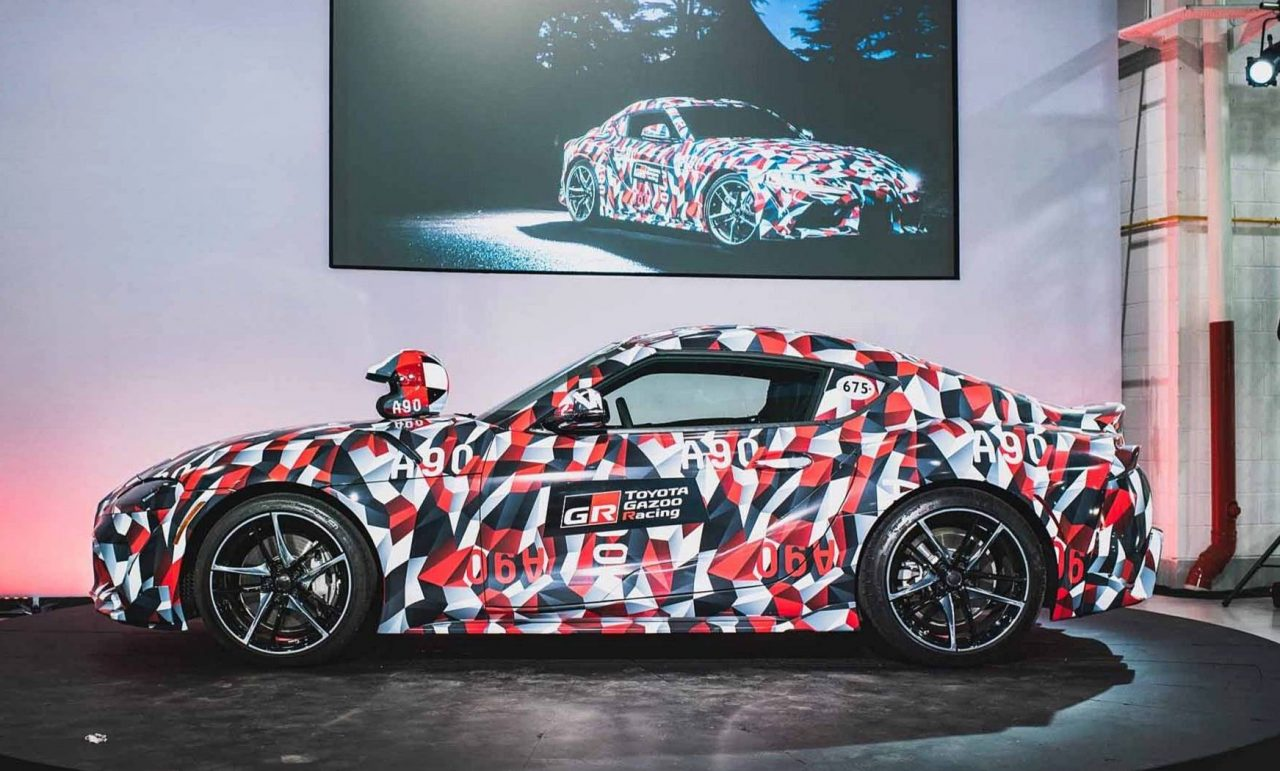 World First Toyota Supra Gathering Gets Together All 5