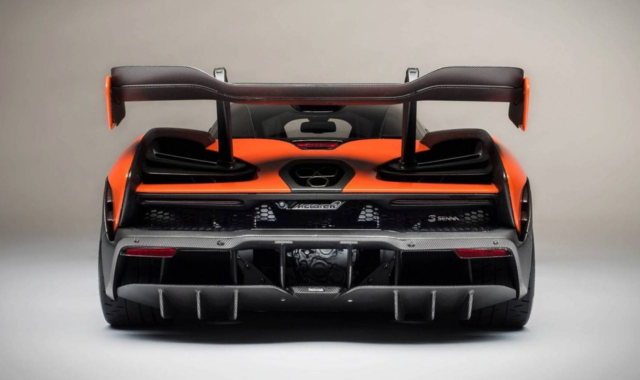 Insanely Detailed Mclaren Senna 1 8 Scale Model Announced