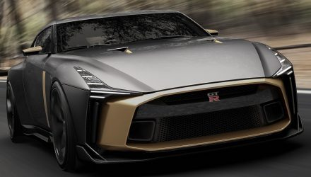 "R36 Nissan GT-R to be ""fastest super sports car in the world"" – report"