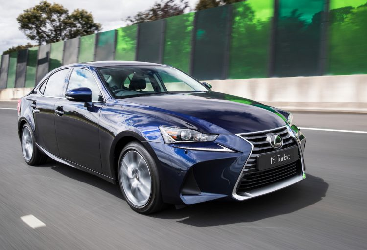 2020 Lexus IS to be topped by twin-turbo V6 flagship ...