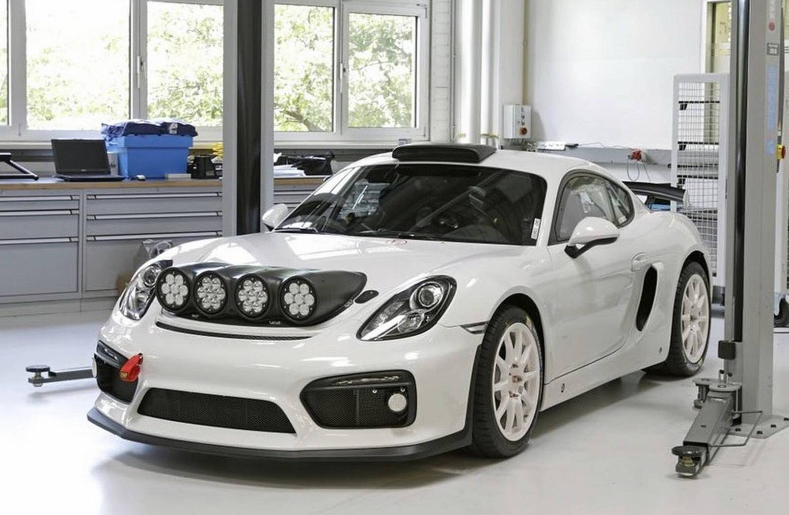 porsche cayman gt4 clubsport rally concept yes please performancedrive. Black Bedroom Furniture Sets. Home Design Ideas