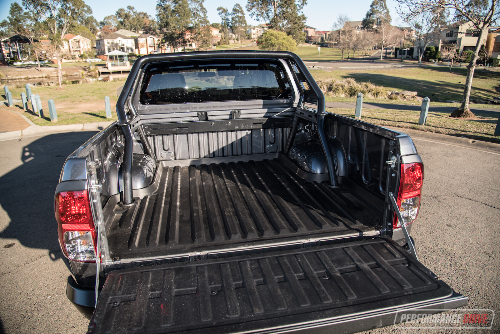2018 Toyota Hilux Rugged X Review Video Performancedrive