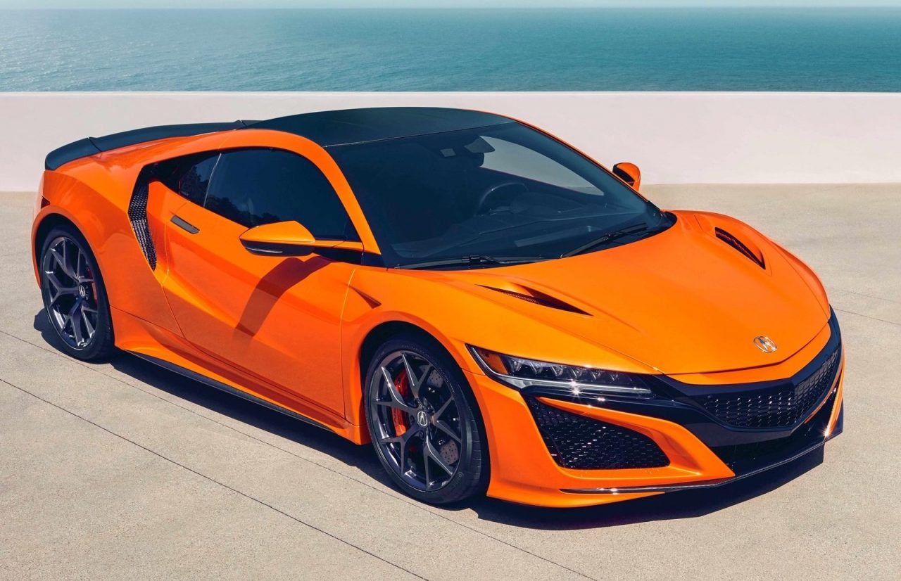 2019 honda nsx revealed on sale in australia in september performancedrive. Black Bedroom Furniture Sets. Home Design Ideas