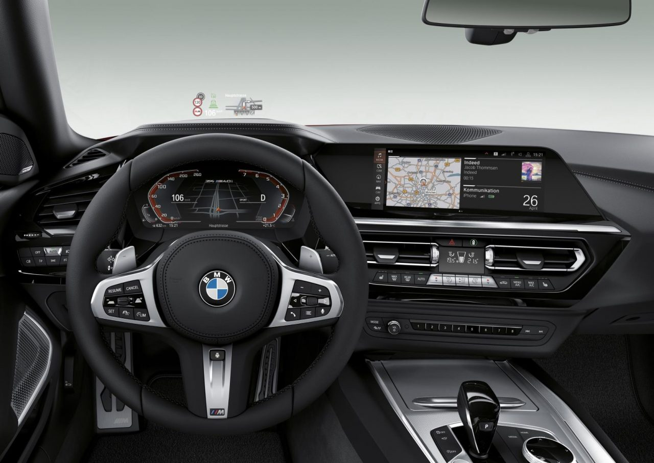 2019 Bmw Z4 M40i Officially Revealed Looks Hot Performancedrive