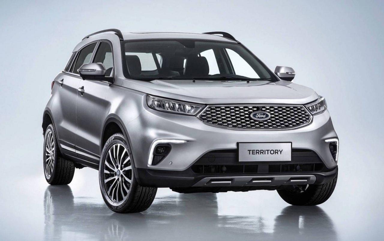 2019 Ford Territory revealed, nameplate returns | PerformanceDrive