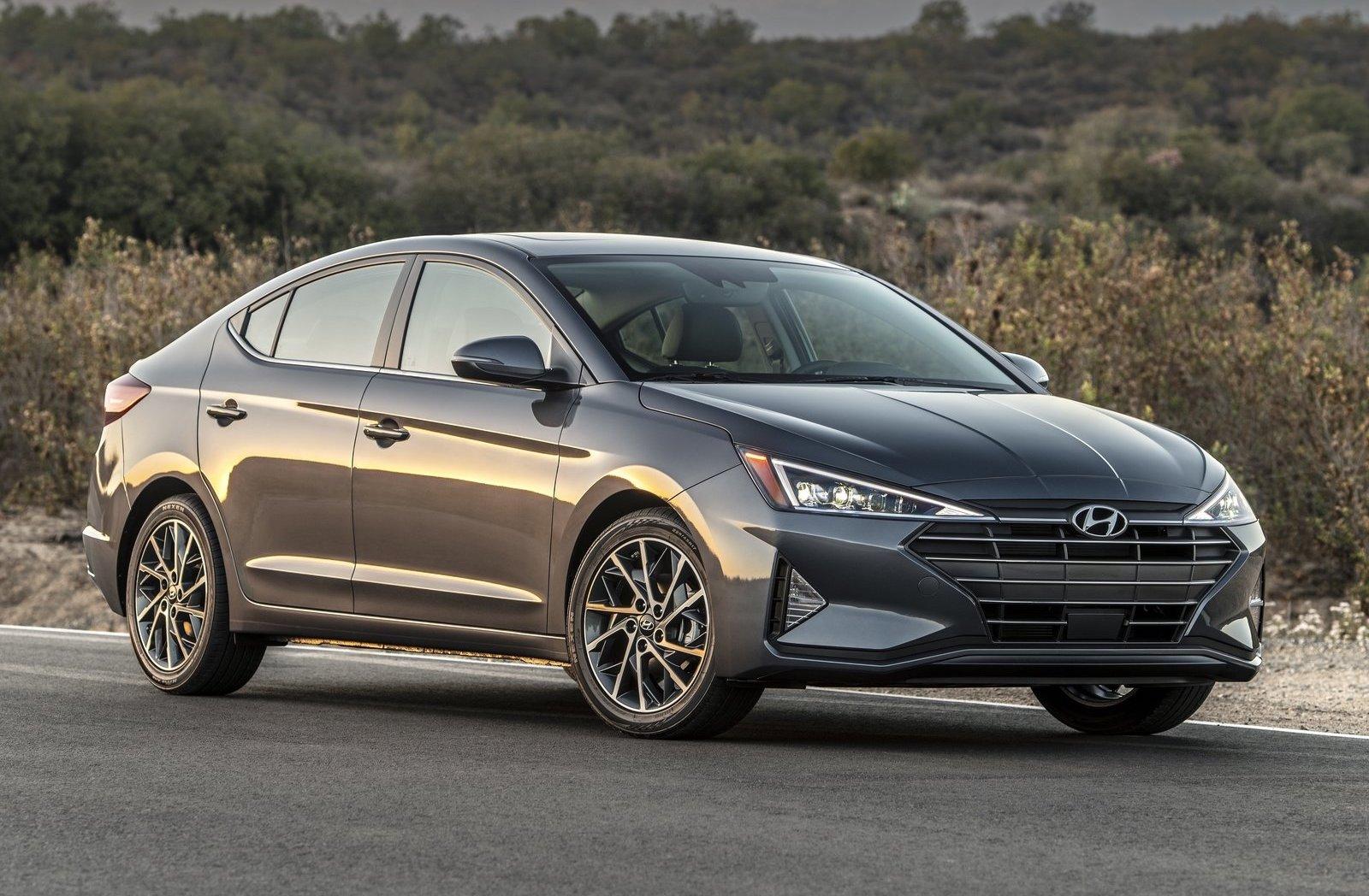 2019 Hyundai Elantra Revealed In North America