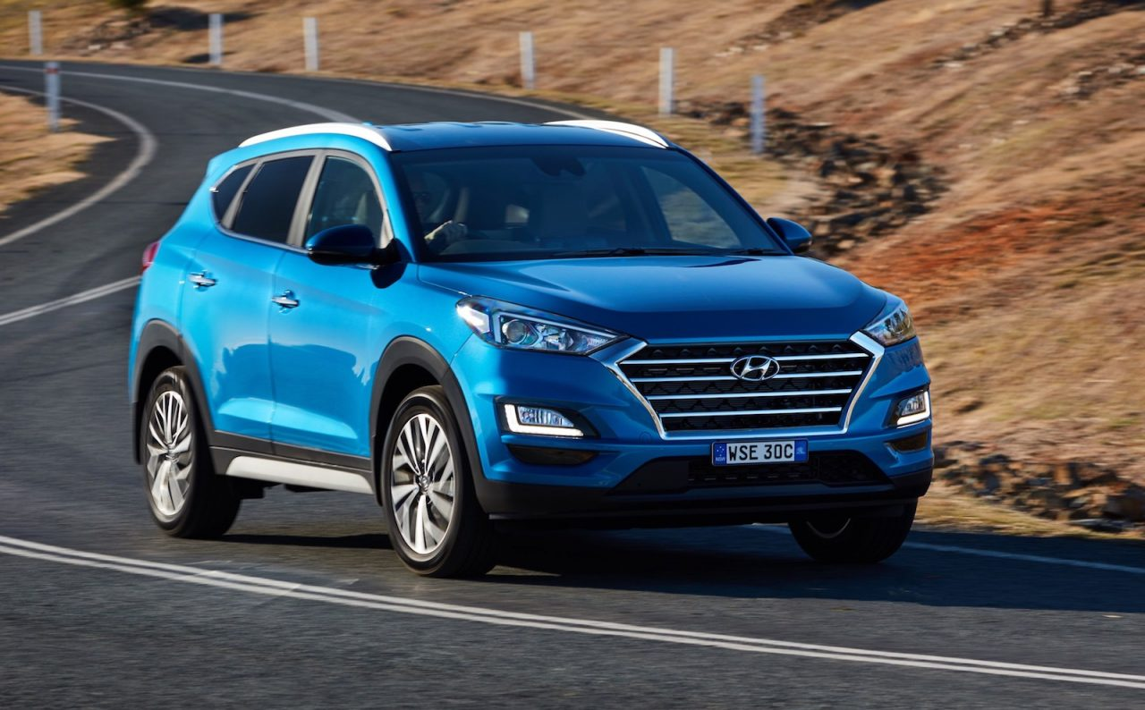 2019 hyundai tucson now on sale in australia from 28 150. Black Bedroom Furniture Sets. Home Design Ideas