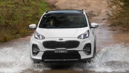 Kia reports 5.1 per cent global sales increase in July