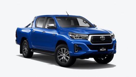2019 Toyota HiLux facelift revealed on Australian website