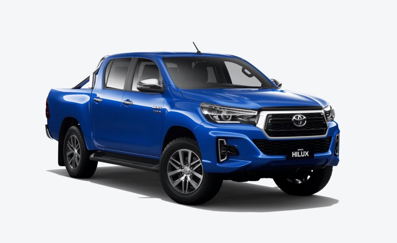 2017 Jaguar Lineup >> 2019 Toyota HiLux facelift revealed on Australian website | PerformanceDrive