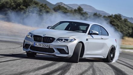 BMW M2 Competition-drift