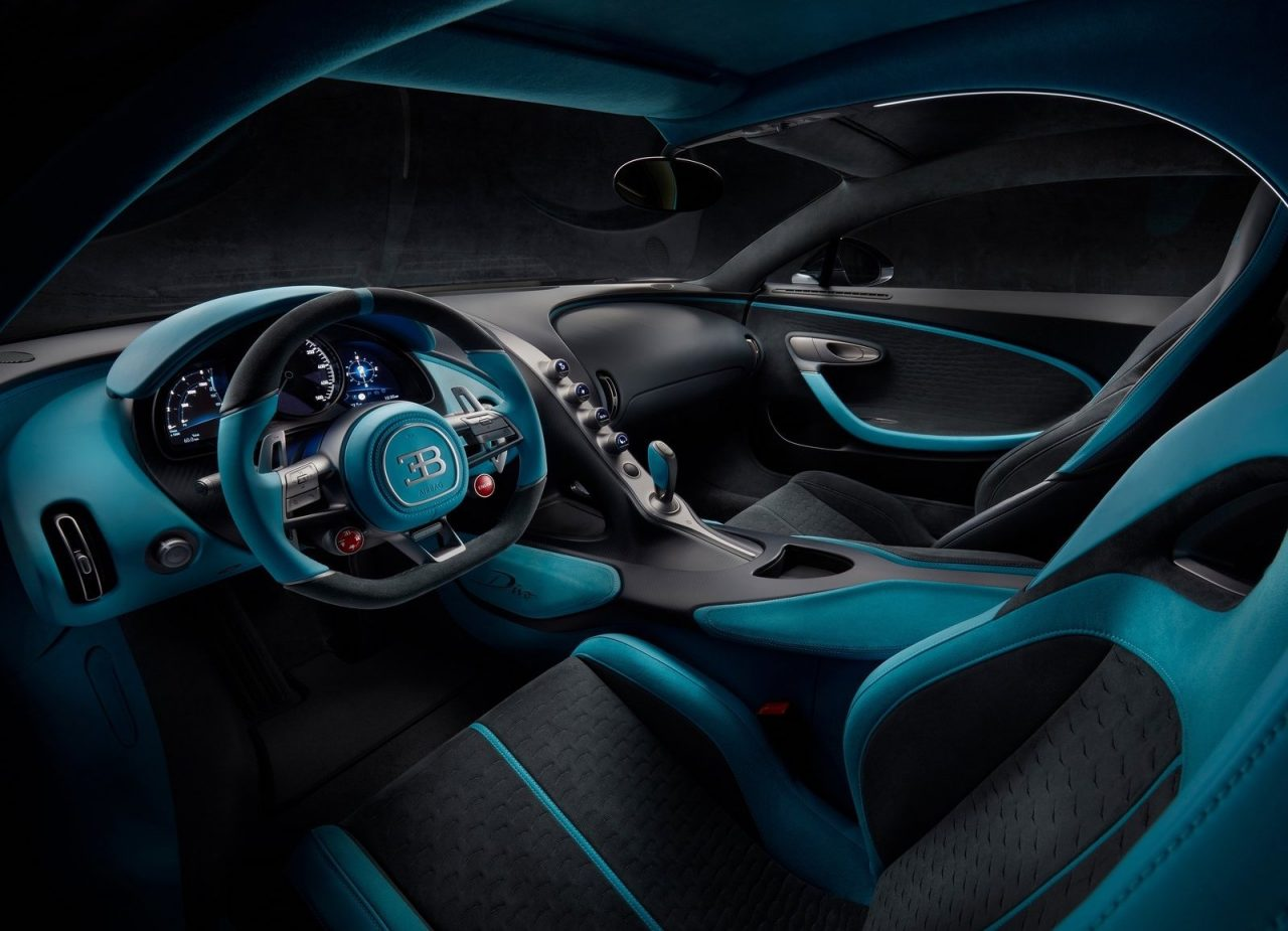 8 Million Bugatti Divo Revealed Just 40 Being Made