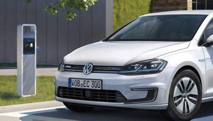 VW Golf e