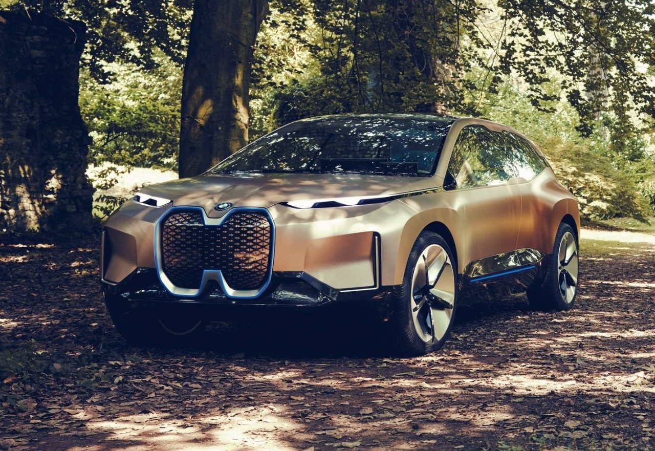 BMW Vision iNEXT concept debuts, previews 2021 SUV ...