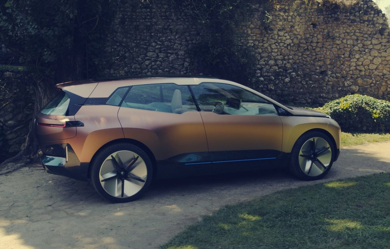 Bmw Vision Inext Concept Debuts Previews 2021 Suv Performancedrive