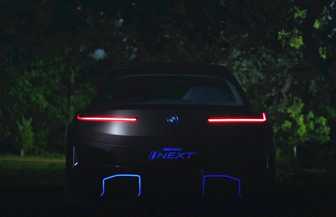 New Bmw Inext Concept Previewed To Debut September 9