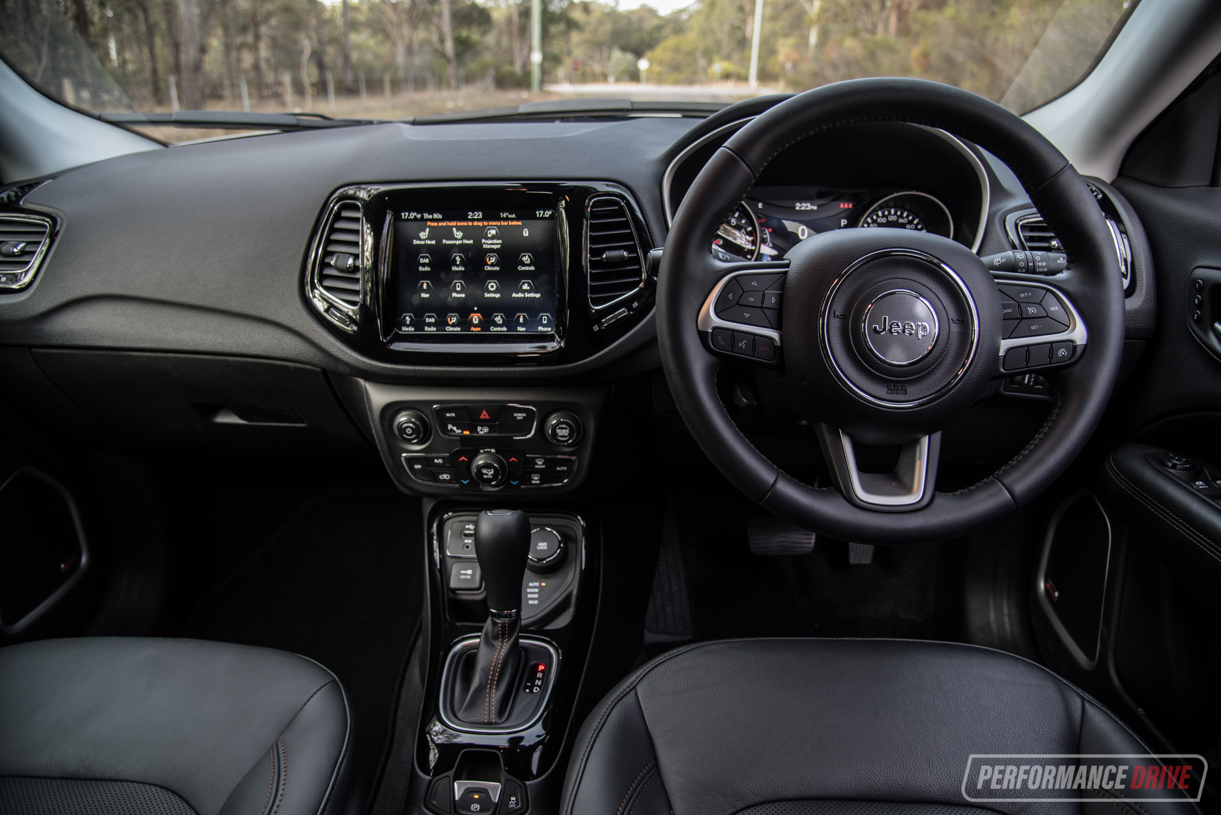 2018 jeep compass limited 2 4 review video. Black Bedroom Furniture Sets. Home Design Ideas