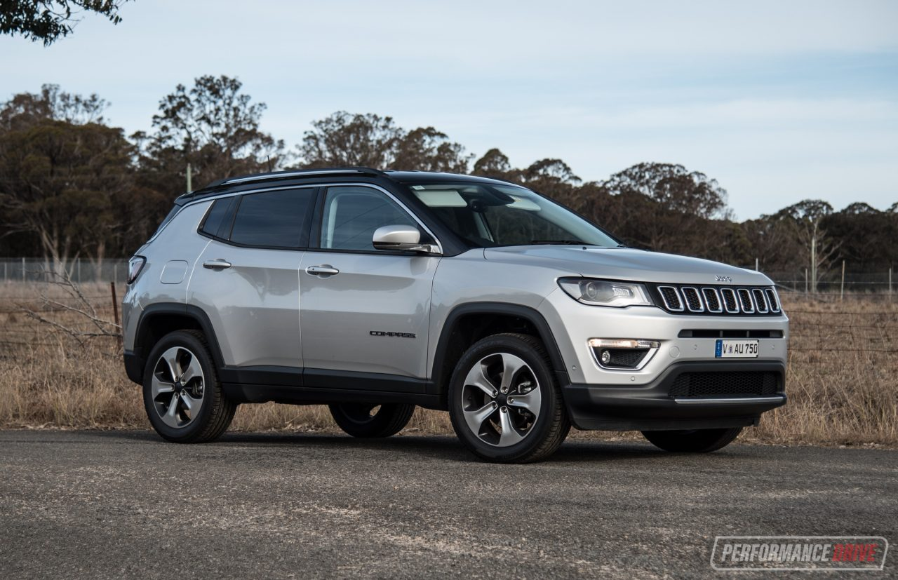 2018 jeep compass limited 2 4 review video performancedrive. Black Bedroom Furniture Sets. Home Design Ideas