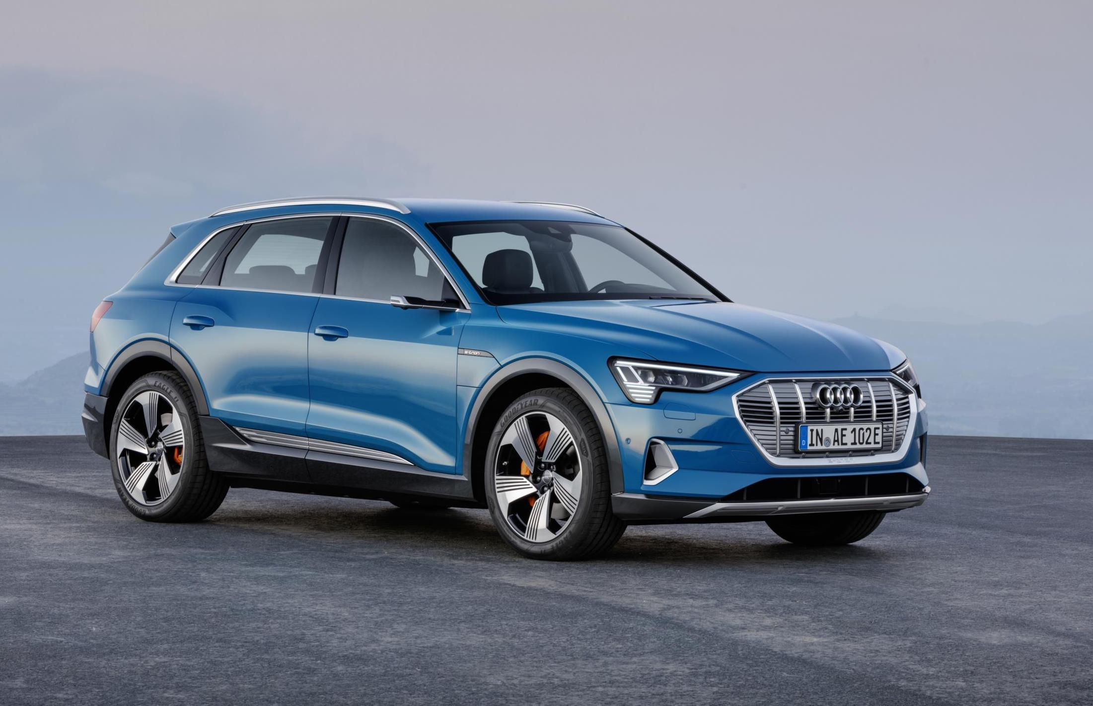 Audi announces e-tron SUV, its first production ready fully-electric vehicle