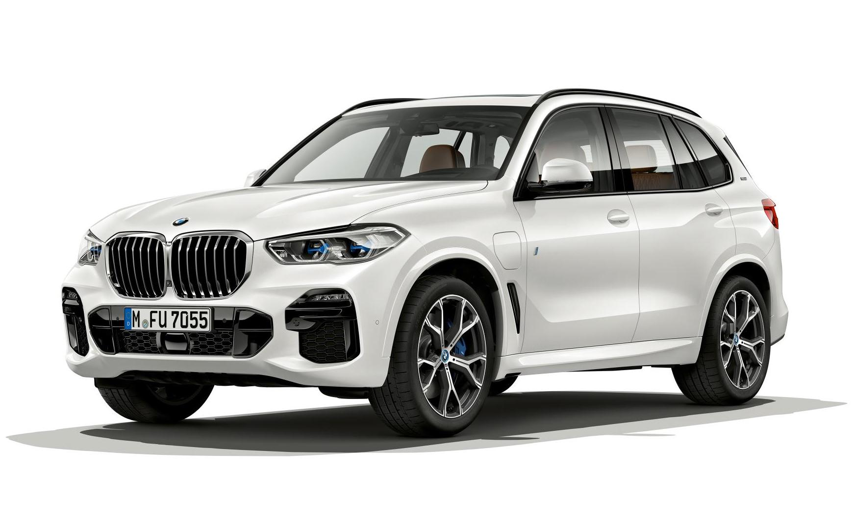 2019 BMW X5 xDrive45e brings back powerful inline-6 hybrid ...