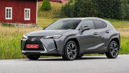 2019 Lexus UX officially launches in 200 & 250h form